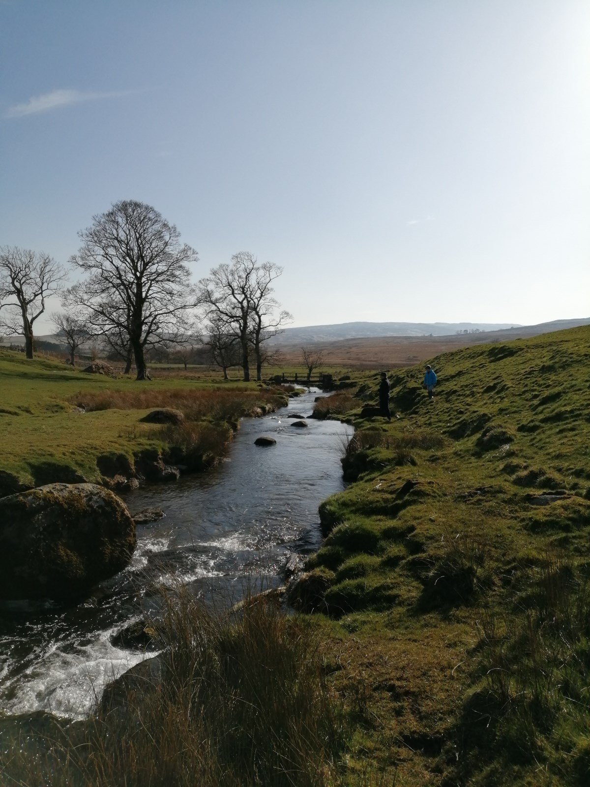 A walk to Shap Abbey and Mill Beck by Adele Woolf